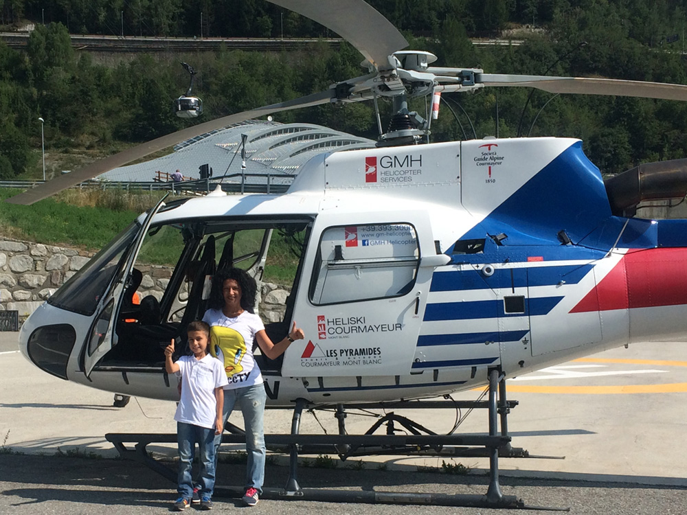 Voli panoramici in elicottero
