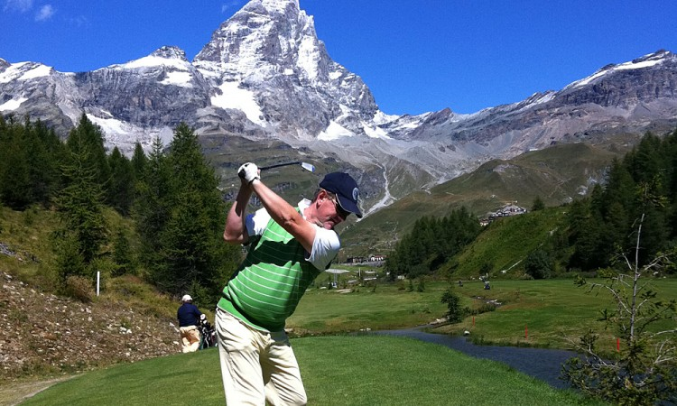 Golf Val D'Aosta