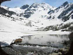 Lago D'Arpy Morgex