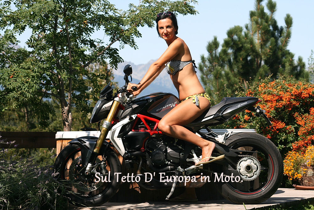moto in Valle D'Aosta