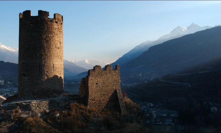 Castelli in Valle D'Aosta