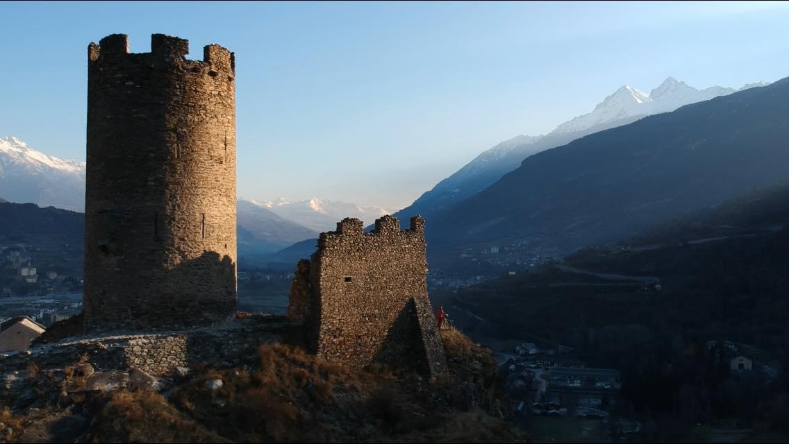 Castelli in Valle D'Aosta